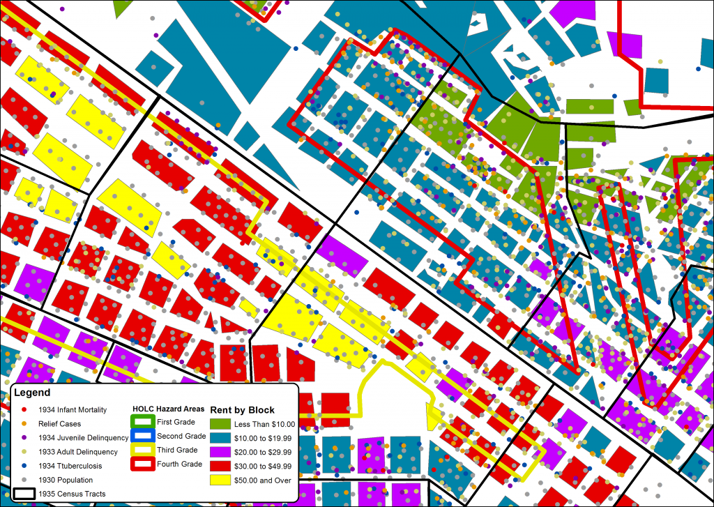 Richmond Gis Map Richmond, Virginia's Place in GIS and Racial Discrimination
